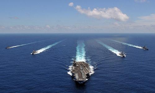 Mỹ có thể điều thêm quân đến Trung Đông sau vụ tấn công tàu dầu - ảnh 1