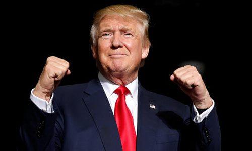Trump nói cử tri có thể muốn ông làm Tổng thống hơn hai nhiệm kỳ - ảnh 1