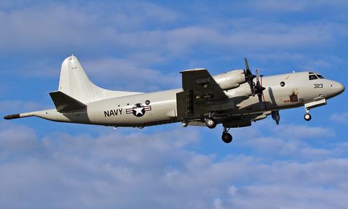 Một máy bay P-3C của hải quân Mỹ. Ảnh: Planespotter.