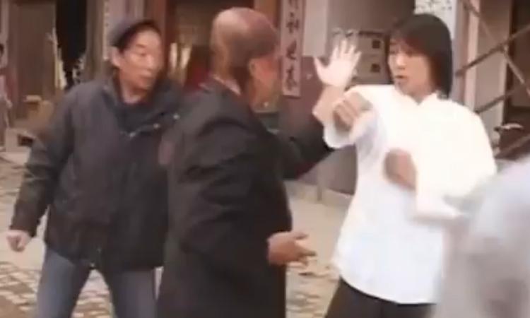 Hậu trường cảnh võ thuật của Châu Tinh Trì trong ''Tuyệt đỉnh Kungfu'' -