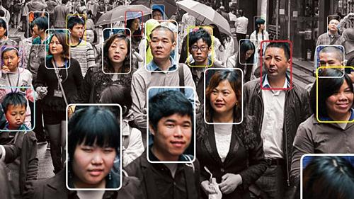 Công nghệ nhận diện khuôn mặt sẽ sớm được phổ biến ở Trung Quốc trong tương lai. Ảnh: National Illustration.