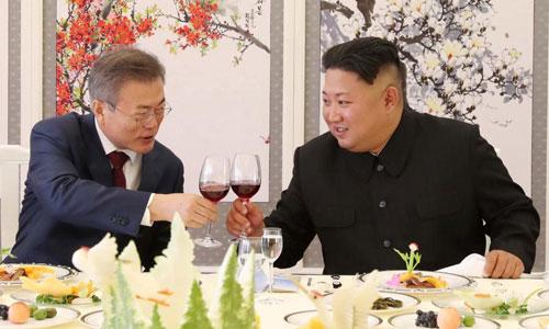 Kim Jong-un chọn quốc tửu cho Triều Tiên - ảnh 2