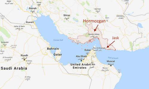 Mỹ xác nhận máy bay trinh sát không người lái bị Iran bắn rơi - ảnh 2