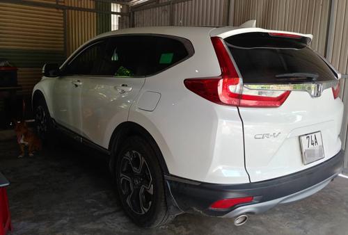 Honda Việt Nam: 'Phanh cứng trên xe CR