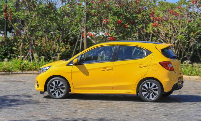 Honda Brio - lựa chọn mới xe cỡ nhỏ cho gia đình