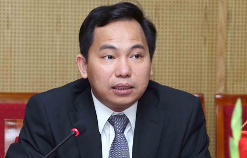 Ông Lê Quang Mạnh, tân Chủ tịch UBND TP Cần Thơ. Ảnh: MPI.