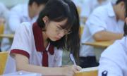 Thí sinh làm bài thi tổ hợp Khoa học tự nhiên