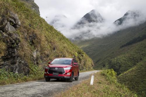 Với những công nghệ an toàn được trang bị, hãng xe kỳ vọng Innova sẽ là lựa chọn số 1 cho dòng xe gia đình.
