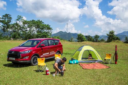 Toyota Innova, người đồng hành cho những chuyến đi xa.