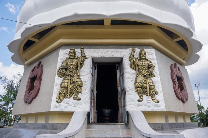 Ngôi chùa có tượng Phật giữ kỷ lục Việt Nam ở Nha Trang