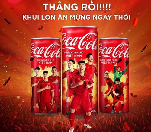 Cục Văn hóa cơ sở yêu cầu Coca-Cola chấn chỉnh quảng cáo thiếu thẩm mỹ