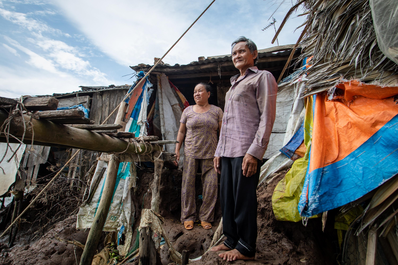 Hạ nguồn Mekong trong cơn khát vô tận của Bắc Kinh
