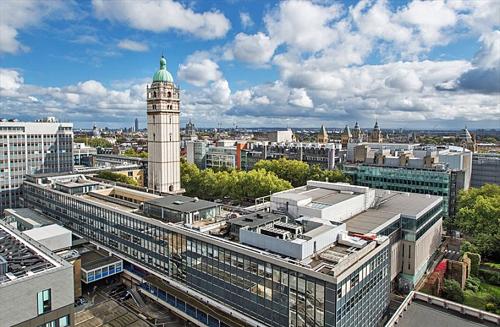 Đại học tốt nhất thế giới năm 2020. Khuôn viên chính của Imperial College London nhìn từ trên cao. Ảnh: Venues4Hire