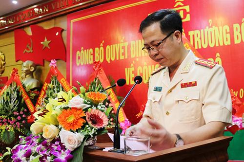 Phó chánh thanh tra làm Giám đốc Công an tỉnh Quảng Bình - ảnh 1