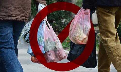 New Zealand loại bỏ túi nhựa dùng một lần để bảo vệ môi trường. Ảnh: Rappler.