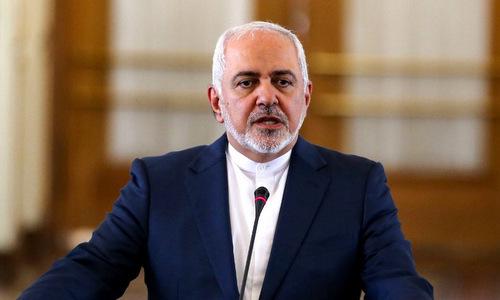 Ngoại trưởng Iran Mohammad Javad Zarif. Ảnh: AFP.