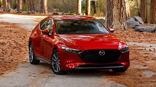 Hơn 25.000 xe Mazda3 2019 có thể bị long bánh khi đang chạy