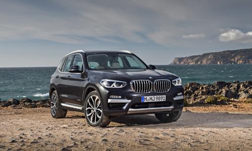 BMW X3 thay đổi nhiều tính năng, thiết kế hứa hẹn kéo dài chuỗi thành công của dòng SAV này. Ảnh: BMW