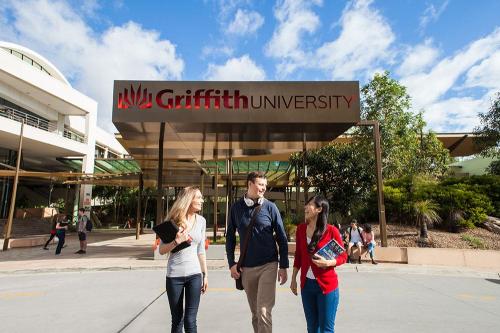 Phỏng vấn học bổng tới 500 triệu đồng tại trường đại học Griffith - Australia - ảnh 1