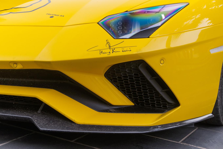 Lamborghini Aventador S - siêu xe 40 tỷ duy nhất tại Việt Nam
