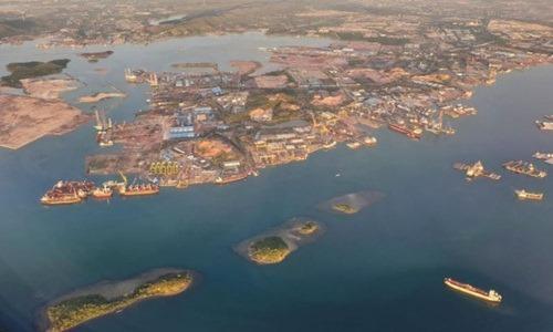 Đảo Batam, Indonesia. Ảnh: Reuters.