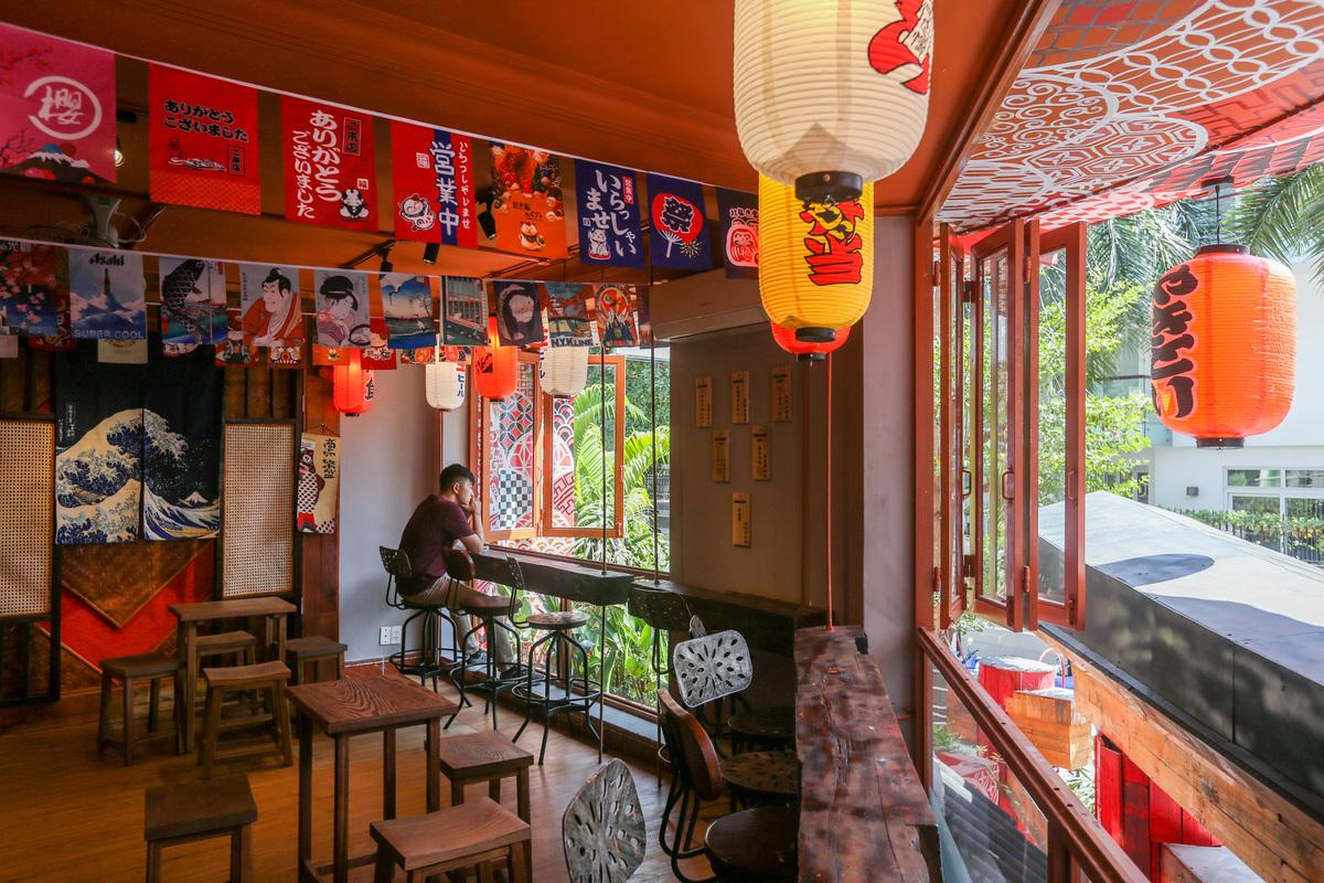 Quán cà phê kiểu Nhật cho khách tự pha chế ở Sài Gòn - VnExpress Du Lịch