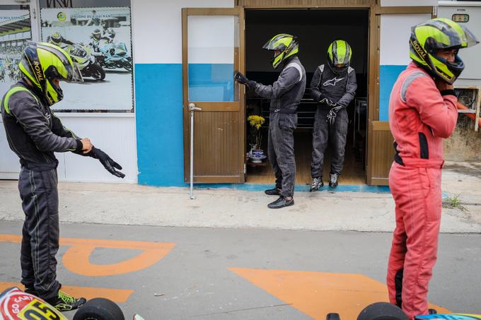 Lò luyện những tay đua tốc độ ở Bình Dương