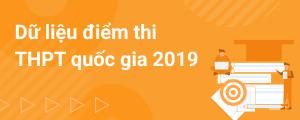 Điểm thi THPT quốc gia 2019