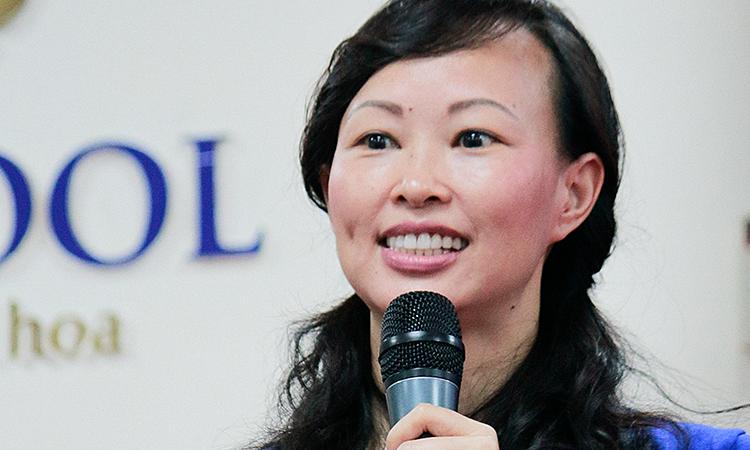 CEO Vingroup Ventures chia sẻ bí quyết xin việc thành công -