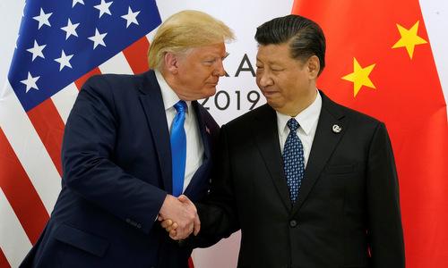 Trump nói tình bạn với ông Tập không còn như trước - ảnh 1