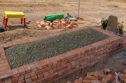 Lăng mộ vợ vua Tự Đức được xây tại vị trí cũ - ảnh 2