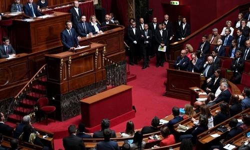 Một cuộc họp quốc hội Pháp tháng 7/2017. Ảnh: Reuters.