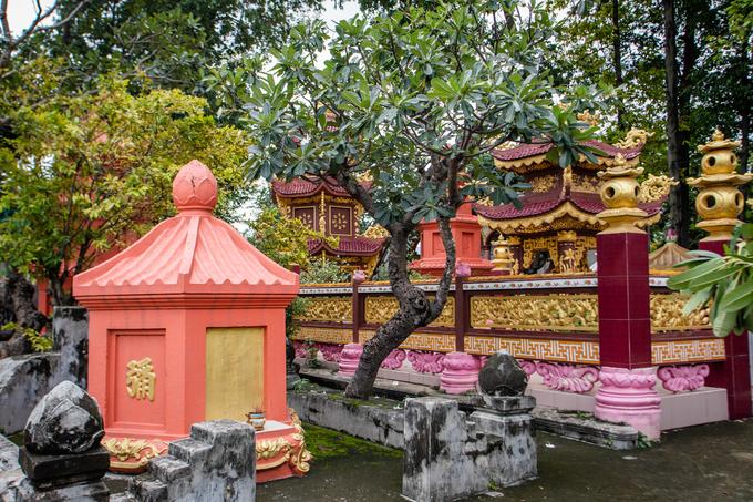 Ngôi chùa cổ xưa nhất Sài Gòn