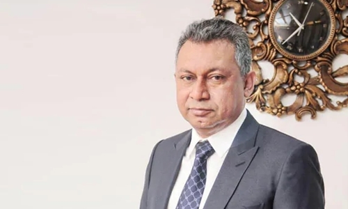 Nghị sĩ Ekramul Karim Chowdhury. Ảnh: NDTV.