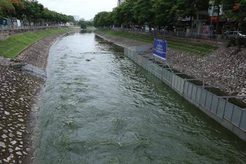Xả nước Hồ Tây vào sông Tô Lịch là bất khả kháng - ảnh 2