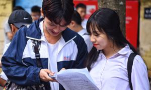 Điểm sàn Đại học Công nghệ Thông tin, Khoa học Tự nhiên, Quốc tế tăng nhẹ