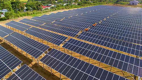 Trường đại học ở Việt Nam có nhà máy điện mặt trời - ảnh 1
