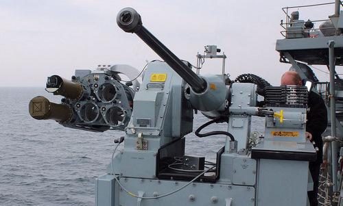 Mẫu tên lửa có thể là khắc tinh với chiến thuật bầy đàn của xuồng cao tốc Iran - ảnh 2