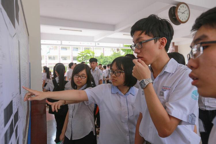 Đại học Bách khoa TP HCM lấy điểm sàn 18