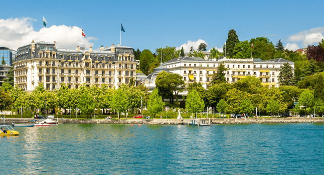 Trường Ecole hôtelière de Lausanne (Thuỵ Sĩ). Ảnh: Educations