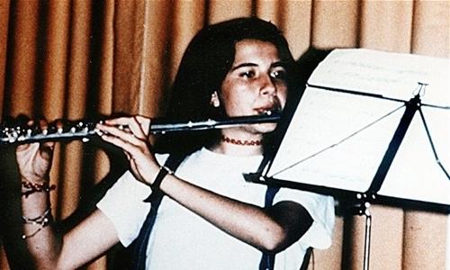 Emanuela Orlandi tại Italy vào đầu những năm 1980. Ảnh: Pietro Orlandi.