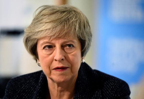Thủ tướng Anh triệu tập họp khẩn vụ tàu dầu bị Iran bắt - ảnh 1