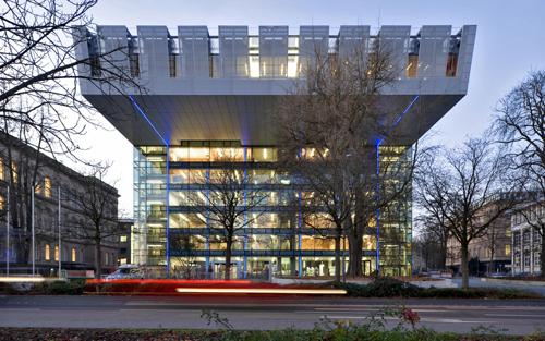 Một tòa nhà của Đại học Aachen, Đức. Ảnh: scholarshipplanet