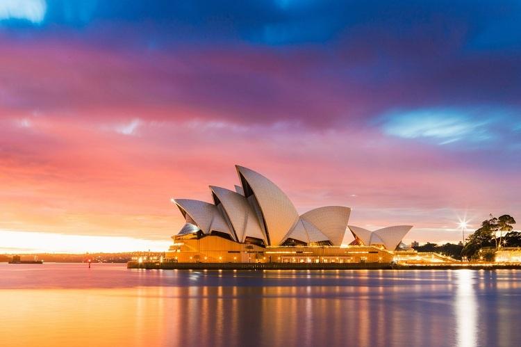 Nhà hát Opera, Australia. Ảnh: Prospects