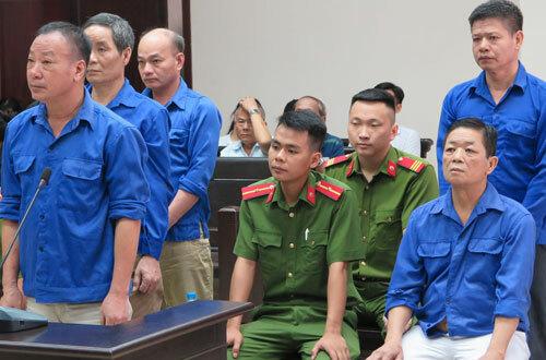 Trùm bảo kê chợ Long Biên bị phạt 4 năm tù