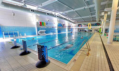 Trung tâm thể thao và giải trí ở thành phố Christchurch, New Zealand, nơi xảy ra sự việc gây tranh cãi. Ảnh: Google