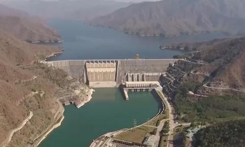 Dự án xây dựng đập Myitsone bị treo từ năm 2011. Ảnh: Facebook