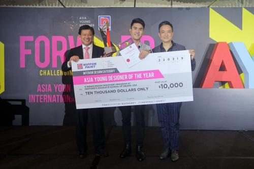 Học bổng hơn 10.000 USD cho quán quân nhà thiết kế trẻ châu Á - ảnh 2