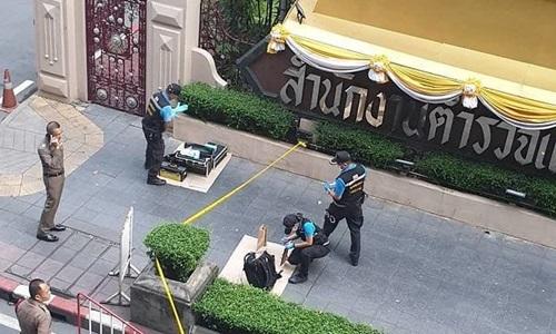 Thai Lan phat hien bom gia gan noi to chuc hoi nghi ASEAN