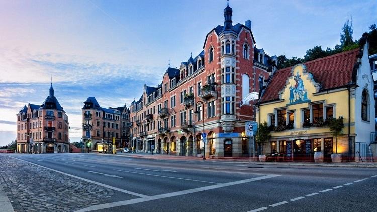 Thành phố Dortmund, Đức. Ảnh:Wallpaper Safari